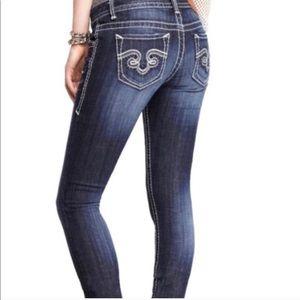 Express REROCK LA Skinny Jeans